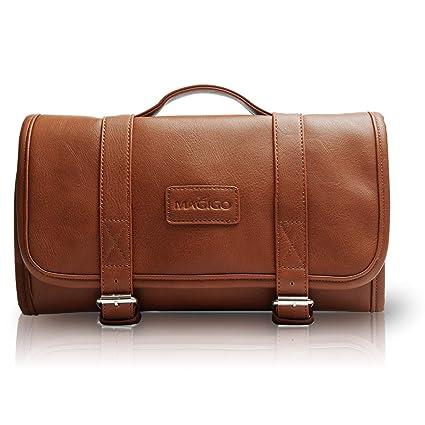 Amazon.com: Magigo, bolsa de aseo para colgar para hombres ...