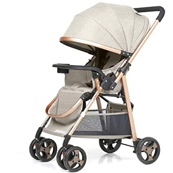 Amazon.com : Strollers Baby Stroller, Folding Ultralight Portable ...