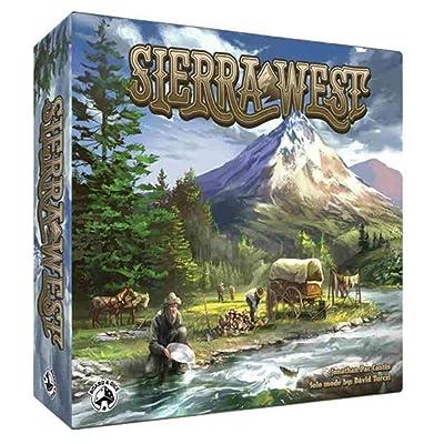 Sierra West: Toys & Games
