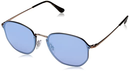 Óculos de Sol Ray Ban Blaze Hexagonal RB3579N 90351U-58  Amazon.com ... b9a8a18af0
