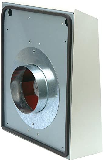 Continental Fan Manufacturing EXT200A 445 CFM External-Mounted Fan for 8 Ducts from the EXT Collection