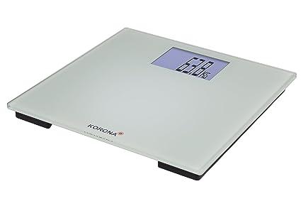 Korona – Báscula Romy 73230 I eléctrico (| 200 g Resistencia |xxl pantalla LCD
