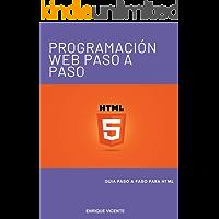 Programación Web Paso a Paso - HTML