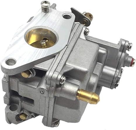 gazechimp Carburatore Assy Per Motore Fuoribordo Yamaha 4 Tempi 15 CV F15 Componenti Di Precisione