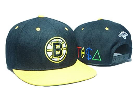 Image Unavailable. Image not available for. Colour  Boston Bruins  Hysteresen Hats Hat TISA   Black ... 9e2314adc02a