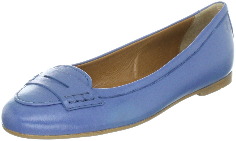 Samsonite CAMELIA PENNY LEATHER SFW101571 Damen Ballerinas Blau (AVION) EU 36