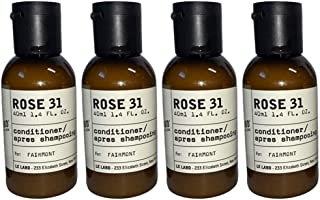 product image for Le Labo Rose 31 Conditioner - lot of 4 - Each 1.4oz bottles - Total of 5.6o
