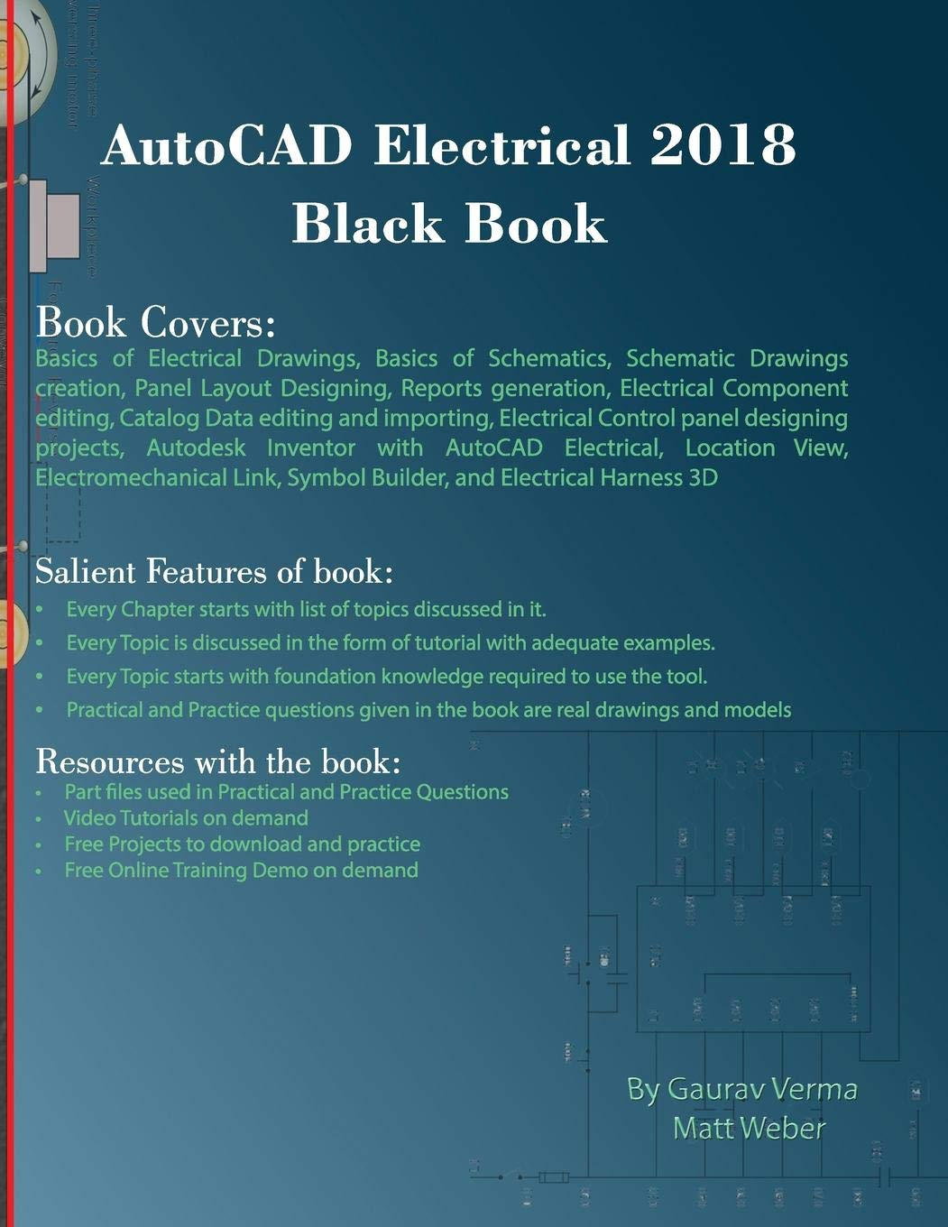AutoCAD Electrical 2018 Black Book: Amazon.es: Gaurav Verma ... on electrical panel label template, circuit breaker panel template, free blank electrical panel schedules,