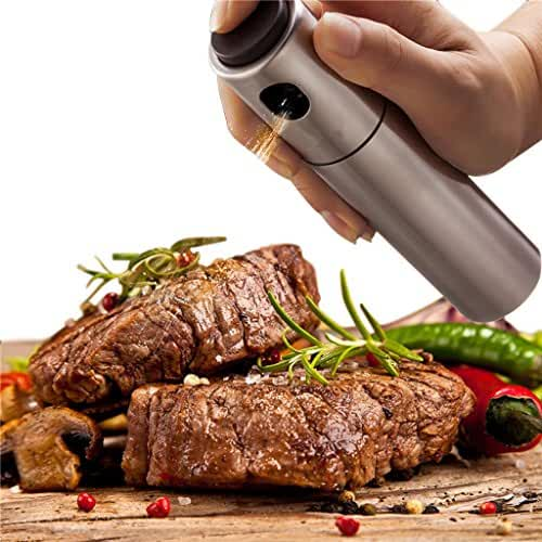 Tripolar Olive Oil Sprayer For Cooking Misto Olive Oil Sprayer Barbecue Marinade Spray Bottle