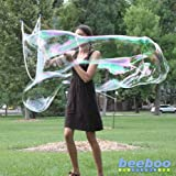 beeboo® Big Bubble Starter Wand Made in USA