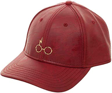 Bioworld Merchandising Gorra béisbol Harry Potter, Cuero: Amazon ...