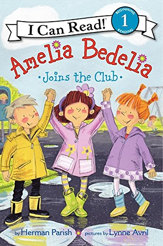 Download Amelia Bedelia Joins the Club (I Can Read Level 1) ebook