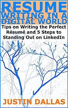Resume Writing Digital World Standing ebook product image