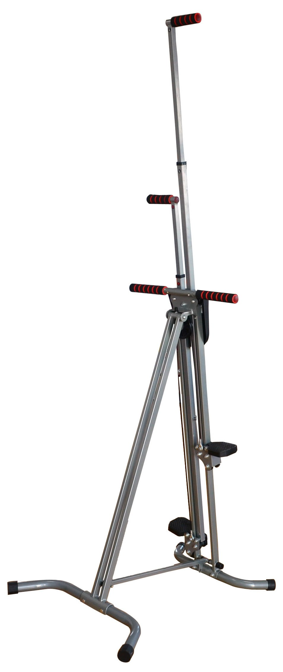 BalanceFrom Vertical Climber with Cast Iron Frame and Digital Display [Newest Version] by BalanceFrom (Image #2)