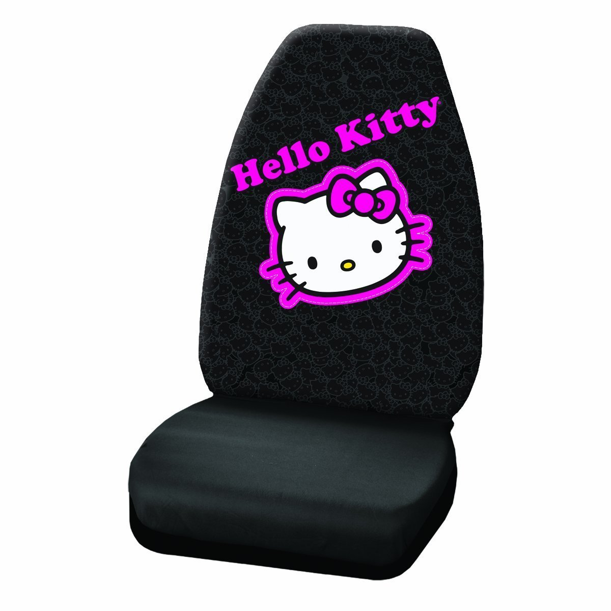 Amazon Yupbizauto Hello Kitty Car Seat Covers Floor Mats Accessories Set With Air Freshener Automotive