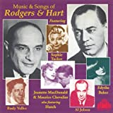 Music and Songs of Rodgers & Hart