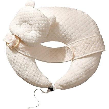 Posicionador de almohada para lactancia materna, almohada de ...