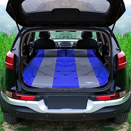 WCUI Auto aufblasbare Matratze Business Car Crate Air Cushion Reisebettlaken Doppel Auto Schlafenauflage Auto-Sitz Bed Outdoor-Camping-Car-Bett Wählen