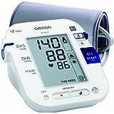 Omron M10-IT - Tensiómetro de brazo eléctrico, USB, pantalla LCD