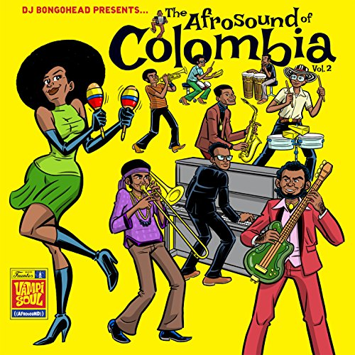 ... The Afrosound of Colombia Vol. 2