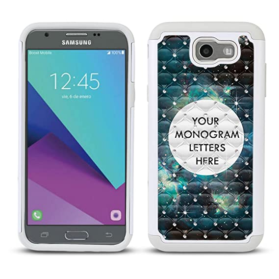 hot sales ac6b1 e7a31 Amazon.com: FINCIBO Custom Case Compatible with Samsung Galaxy J7 ...