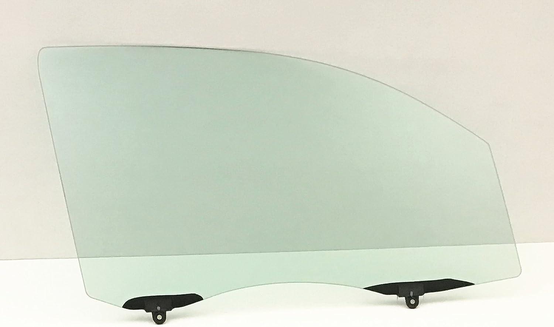 NAGD Passenger Side Right Front Door Window Glass Compatible with Toyota Tacoma Pickup 2 Door Extended 4 Door Crew Cab 2016-2020