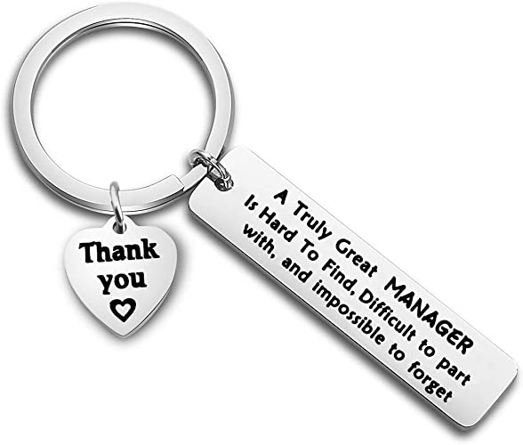 Muse Infinite Manager Gift A Truly Great Manager is Hard to Find Difficult to Part with Thank You Gift for Boss Gift Supervisor Gift