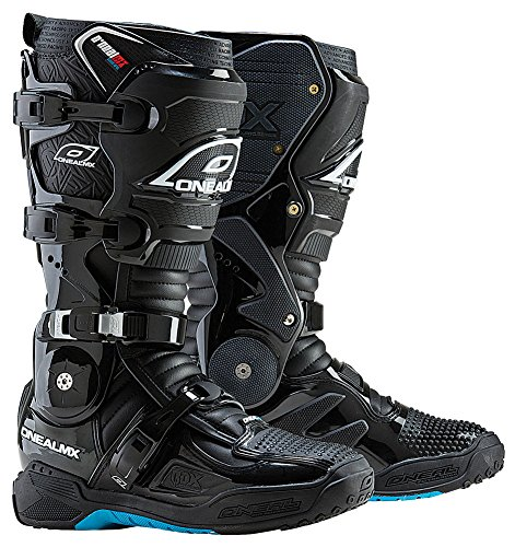 Thor Motocross Boots - O'Neal RDX Boots (Black, Size 9)