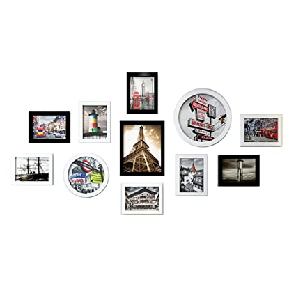 Amazon.com - XK Photo Frame, Multiple Picture Photo Frame Wall Large ...