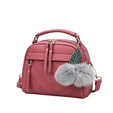 147b427afcd29 Image Unavailable. Image not available for. Color  Aelicy Women Messenger  Bag Leather Shoulder Bag Saddle Crossbody Bags for Women Luxury Handbags ...