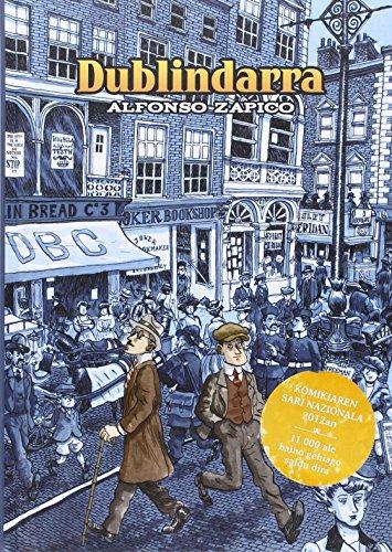 Descargar Libro Dublindarra Alfonso Zapico