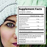 Dr Mercola Eye Support - 30 Capsules - Lutein Astaxanthin Black Currant Zeaxanthin - Top Antioxidant Support for Eyesight Eye Health - Natural Source of Carotenoids - More Power than Vitamin E Discount