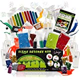 DIY Slime Kit for Girls Boys - Ultimate Glow in...