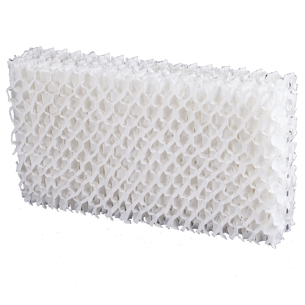 BestAir E2R, Emerson HDC-2R Replacement, Paper Wick Humidifier Filter, 6.5'' x 5.5'' x 11.5'', 6 pack