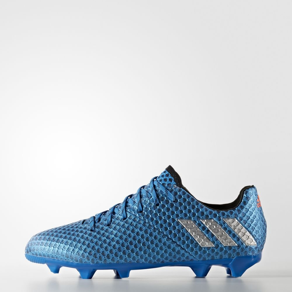 Adidas MESSI 16.1 Youth Firm Ground Cleats [SHOBLU] (3)