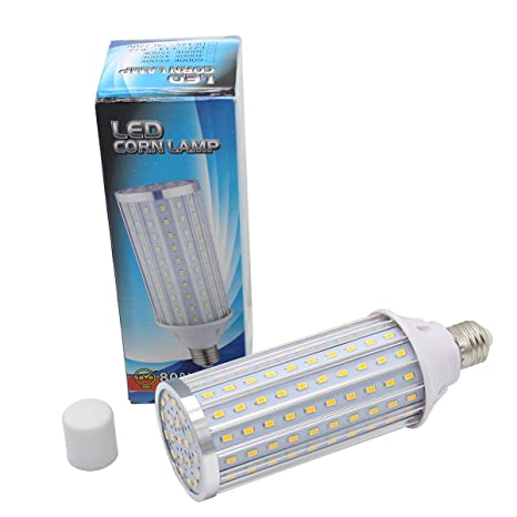 Bombilla LED de alta potencia E27 40 W 3000Lm (200W equivalente), no regulable