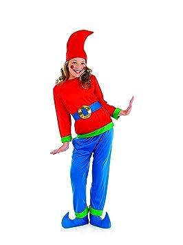 8180c68ae8d Fun Shack Child Blue   Red Dwarf Costume - AGE 6 - 8 YRS (M)  Amazon ...