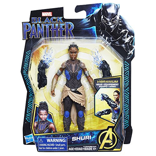 Review Marvel Black Panther 6-inch