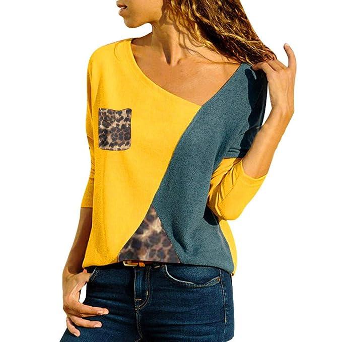 Camiseta de Manga Larga para Mujer f68a42f3844ae