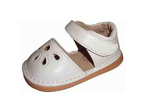 21ded887df0b1 OHmais Enfants Chaussure Bebe Fille Premier Pas Chaussure Premier Pas bébé  Sandale en Cuir Souple  Amazon.fr  Chaussures et Sacs