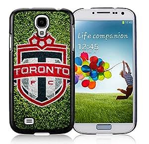 Fashionable And Antiskid Designed MLS Toronto FC Samsung Galaxy S4 I9500 i337 M919 i545 r970 l720 Case Cover 11 Black