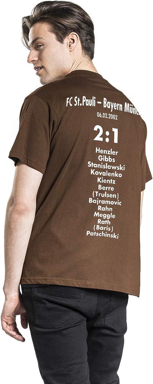 St Pauli Weltpokalsiegerbesieger - Camiseta de manga corta: Amazon ...