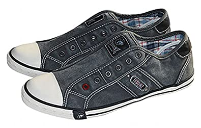 Tysonz American Chillers Sommer-Sneakerz, ohne Schnürsenkel (43)