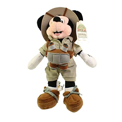 "Mickey Mouse Safari 10"" Plush Figure"