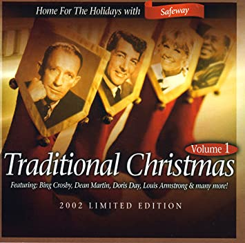 traditional christmas volume 1 various - Home For Christmas 2002