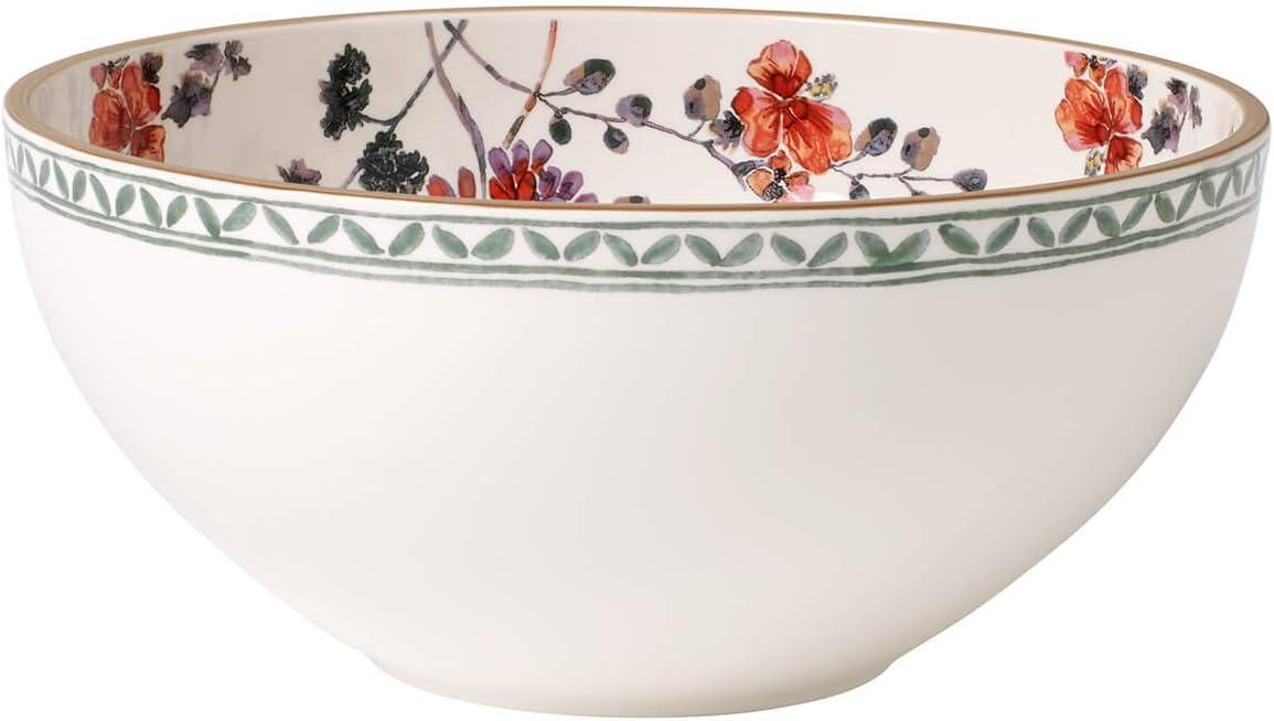 Villeroy & Boch Artesano Provencal Verdure Ensaladera, Porcelana Premium, 28 cm