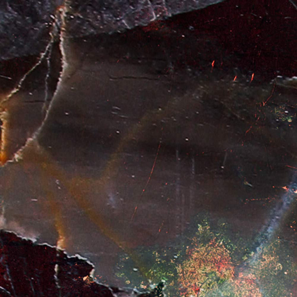Marmor Shwarz Rot f-C-0235-j-a murando PURO TAPETE selbstklebend 10m Wandtattoo dekorative M/öbelfolie Dekorfolie Fotofolie Panel Wandaufkleber Wandposter Wandsticker