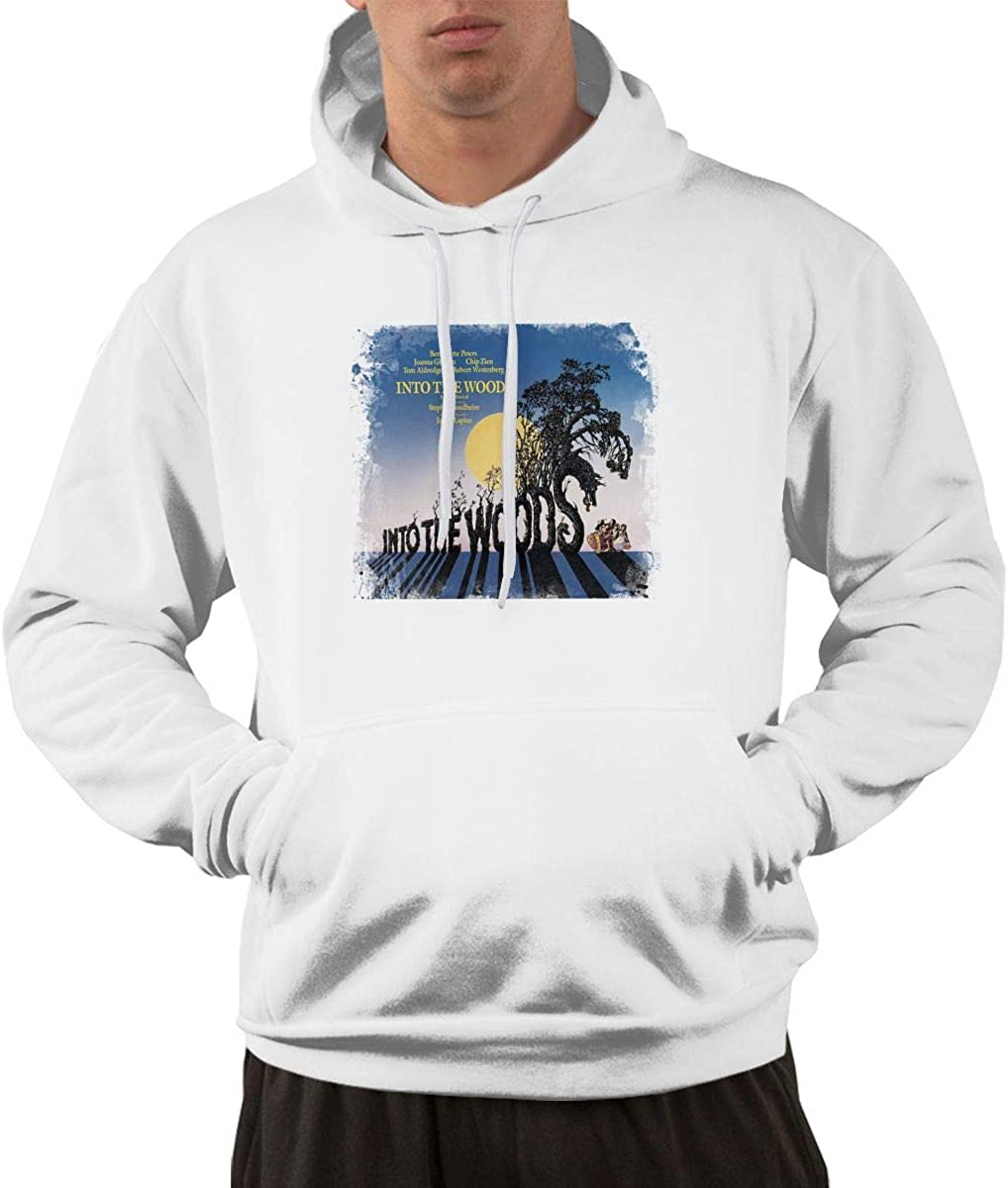 Frank DIY Stephe Sondhei#Int Th Wood Mens Hooded Pocket Sweater
