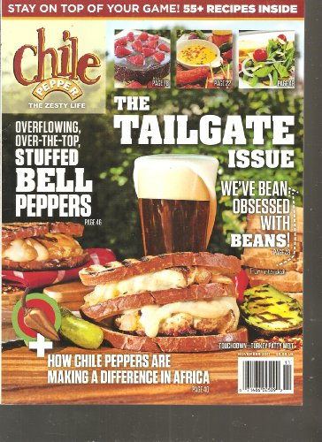 Chile Pepper Magazine (The Tailgate Issue, November 2011)