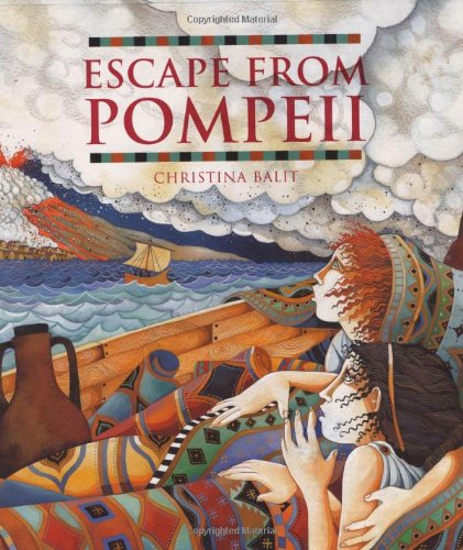 Escape From Pompeii ebook